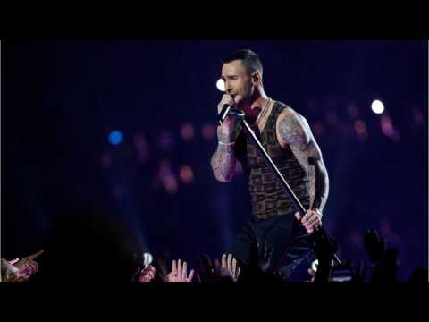 Adam Levine Goes On Tour