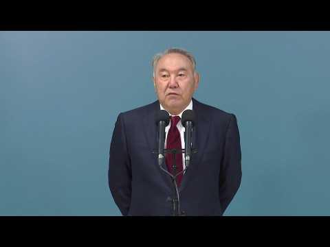 Nazarbayev: Kazakhstan 'must change power, new generations must come'