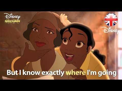 DISNEY SING-ALONGS | Almost There - Princess And The Frog Lyric Video! | Official Disney UK