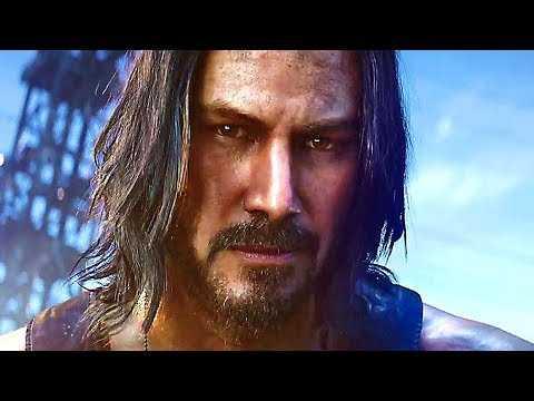 "CYBERPUNK 2077 ""Keanu Reeves"" Gameplay Trailer (E3 2019) NEW"