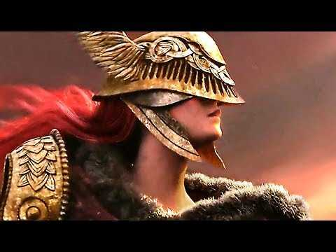 ELDEN RING Trailer (E3 2019) From Software Game HD