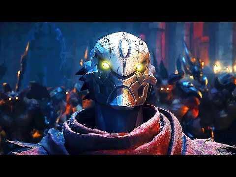 DARKSIDERS GENESIS  Gameplay Trailer (2019) PS4 / Xbox One / PC