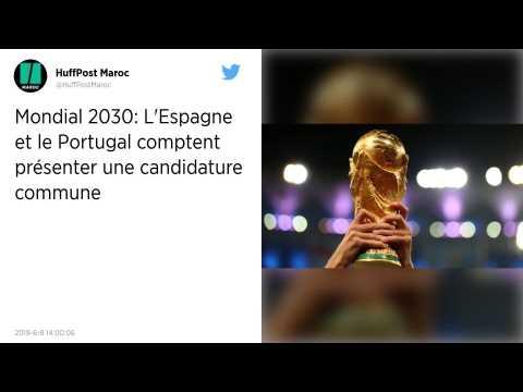 Football. Mondial 2030 : l'Espagne et le Portugal annoncent plancher sur une candidature commune