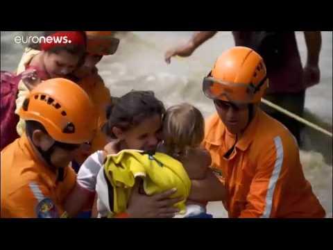 Venezuela's exodus: UN agencies say four million people have now fled