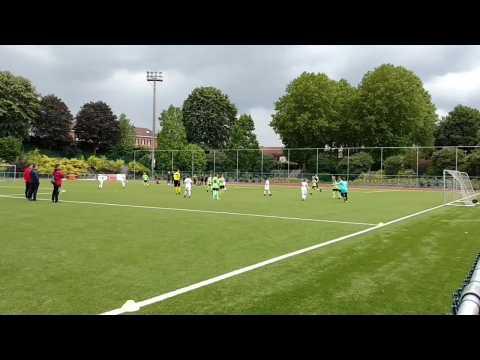 Antoing: tournoi de football du jumelage