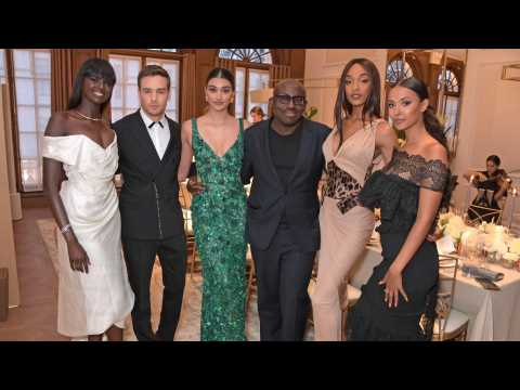 Liam Payne linked to model Duckie Thot