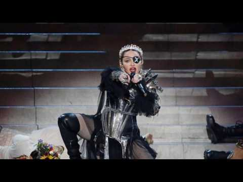 Madonna attacks New York Times over 'superficial' profile