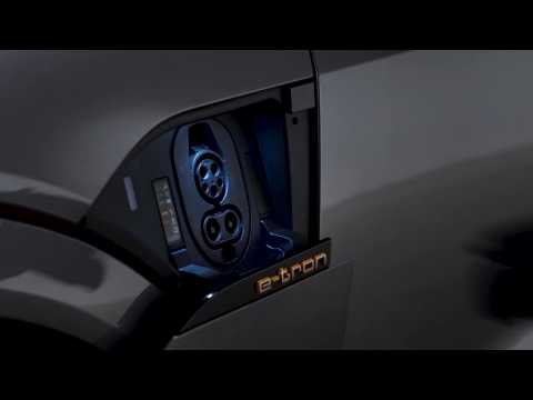 Audi e-tron Technology Tutorial - Compact Charging System