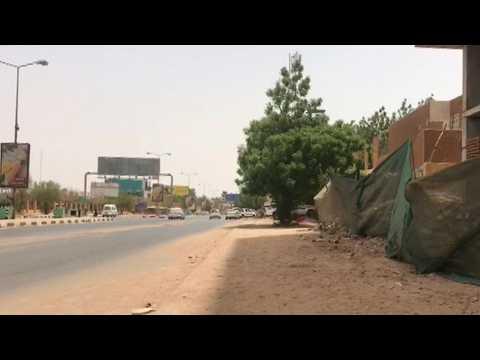 Streets quiet in Khartoum days after crackdown