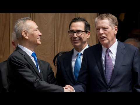 Senior U.S.-Chinese Trade Negotiators To Meet Before Trump-Xi Meeting At G20