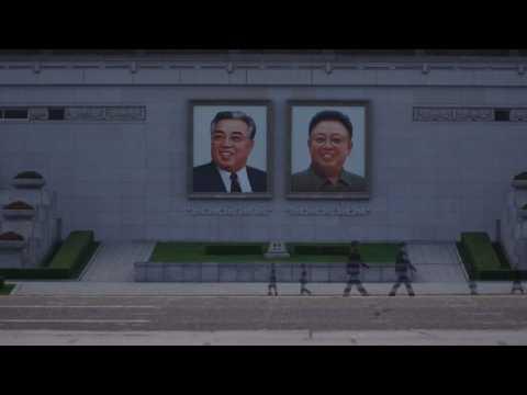 Timelapses of Pyongyang, capital of North Korea