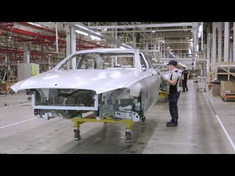Mercedes-Benz Plant Moscow