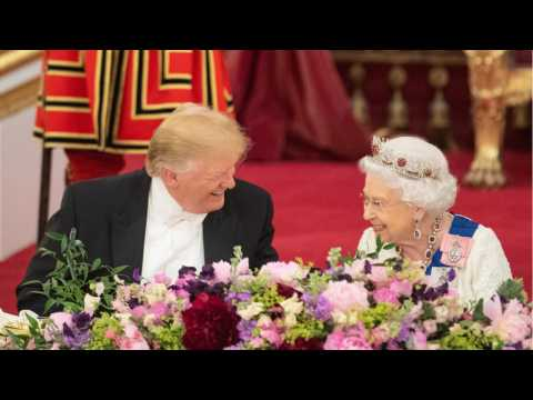 Trump Told That Queen 'Hadn't Had So Much Fun In 25 Years' During His Visit