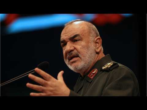Iran's Guards Shoot Down U.S. Drone