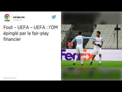 Olympique de Marseille : L'OM épinglé par le fair-play financier?!