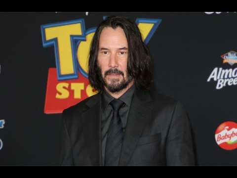 Keanu Reeves wants to sing in Cyberpunk 2077