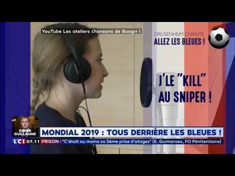 Mondial 2019 : tous derrière les Bleues !
