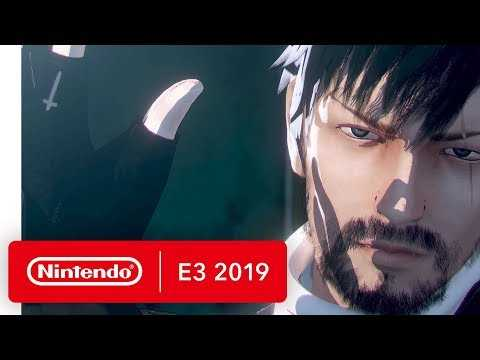 No More Heroes III - Nintendo Switch Trailer - Nintendo E3 2019