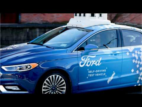 Ford And VW Near Self-Driving Deal, Report Says