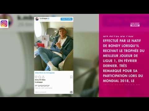 PSG : Kylian Mbappé victime d'une fake news, il réagit avec humour