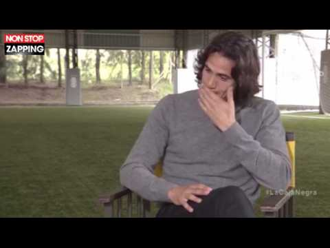 Edinson Cavani ému, il fond en larmes en pleine interview (Vidéo)