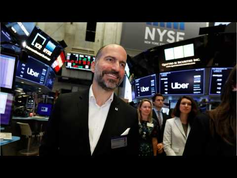 Uber Chief Executive Laments U.S. Trade Policy For Lackluster IPO