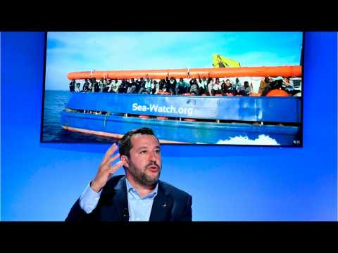 Italian Government Cracks Down On Ship Captains Who Rescue Migrants