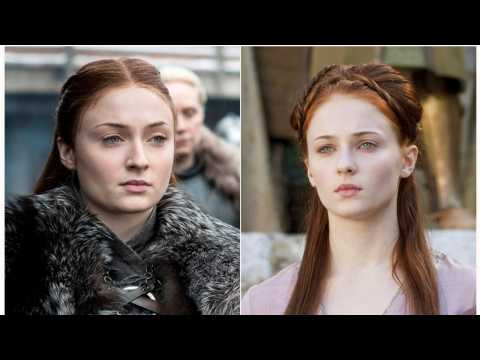 Sophie Turner Didn't Tell Her Parents She Auditioned For 'Game Of Thrones'