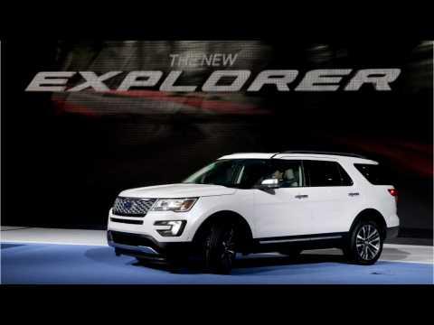 Ford Recalls 2011-2017 Exporer SUVs For Potential Steering Problem