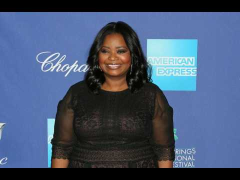 Octavia Spencer and Tate Taylor have a special connection