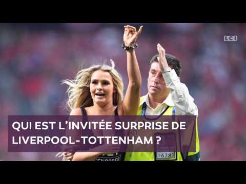 Kinsey Wolanski, l'invitée surprise de la finale Liverpool-Tottenham