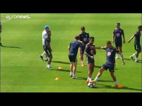 PSG and Brazil superstar Neymar denies Paris rape allegations