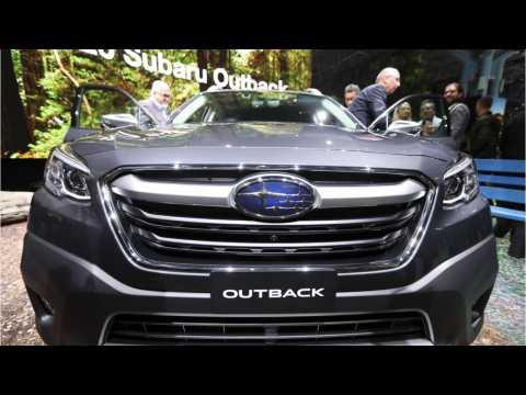 Subaru Has 90th Straight Month Of Gains