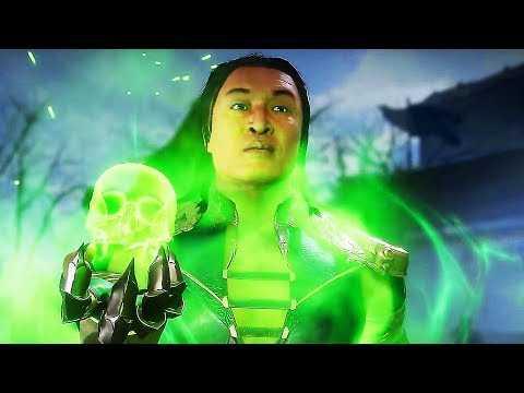 "MORTAL KOMBAT 11 ""Kombat Pack Shang Tsung"" Gameplay Trailer (2019) PS4 / Xbox One / PC"