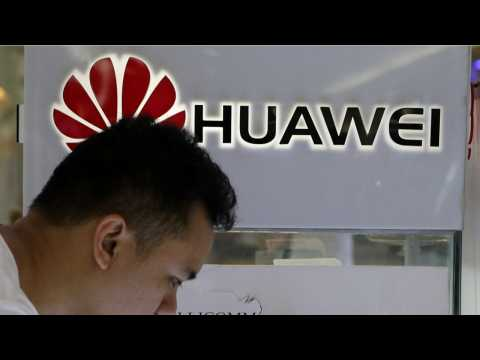 Huawei Stops Some Production Lines