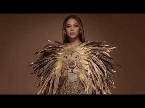 Beyonce wars 'Lion King' themed dress to her mother's gala