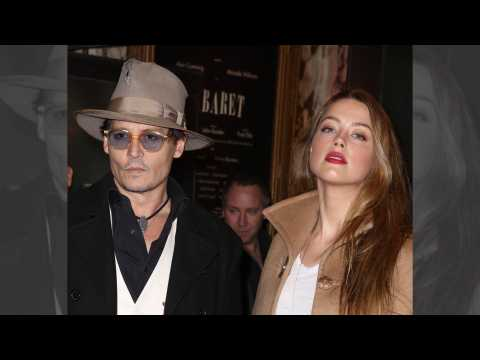 Amber Heard reportedly accuses Johnny Depp of perjury