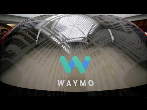 Waymo Testing Self-Driving Semis In Phoenix