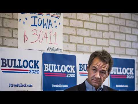 Steve Bullock Is Running For President. Who Is He?