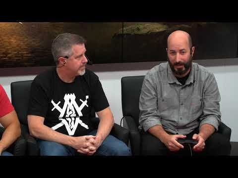 The Elder Scrolls: Blades Nintendo Switch Gameplay - Nintendo Treehouse: Live | E3 2019