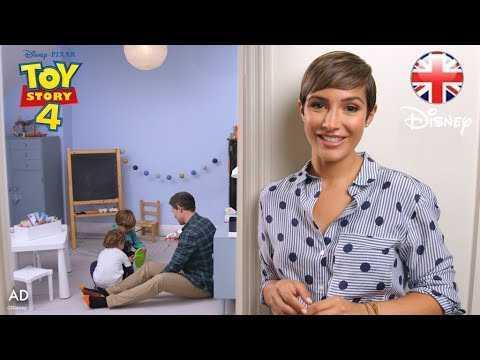 TOY STORY | Do Toys Come Alive? Frankie & Wayne Bridge - Mattel | Official Disney Pixar UK