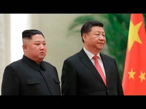 Xi Jinping First Chinese President In 14 Years To Meet With North Korean Leader