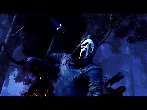 "DEAD BY DAYLIGHT ""Ghost Face"" Gameplay Trailer (2019) PS4 / Xbox One / PC"