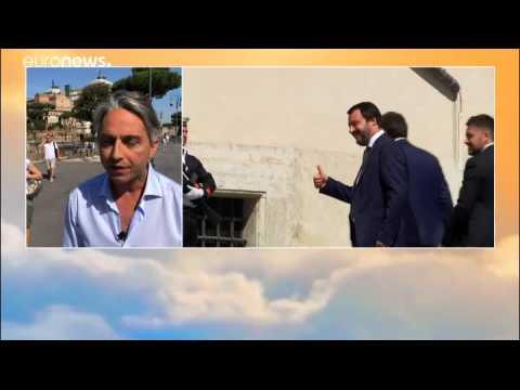 "Salvini says he ""appreciates the Trump administration"" ahead of Washington trip"