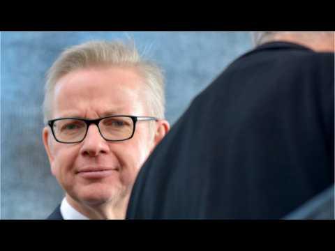 UK PM Hopeful Michael Gove Pledges Talks With Germany, Ireland