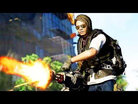 """THE DIVISION 2 """"Gunner"""" Trailer (2019) PS4 / Xbox One / PC"""