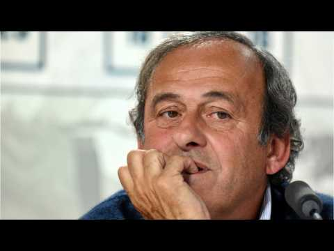 Ex UEFA Chief Platini Arrested In World Cup Investigation