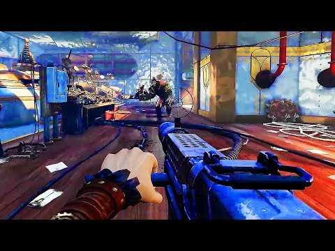 """KILLING FLOOR 2 """"Back And Kickin' Brass"""" Gameplay Trailer (2019) PS4 / Xbox One / PC"""