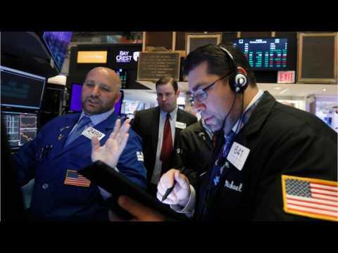Global Gauge Of Stocks Dips Into Decline