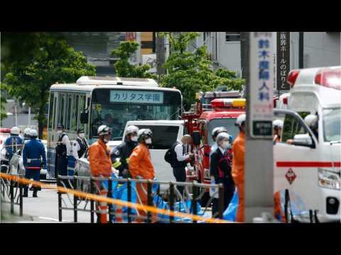 Japan Stabbing Injures 16 Schoolgirls, Kills 2